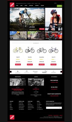JM Trex Magento Responsive Theme for Sports