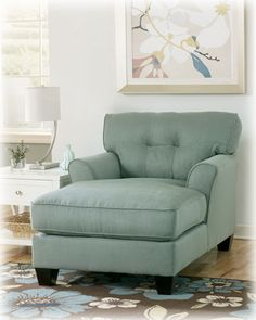 6640015 by Ashley Furniture in PITTSFIELD, MA - Chaise