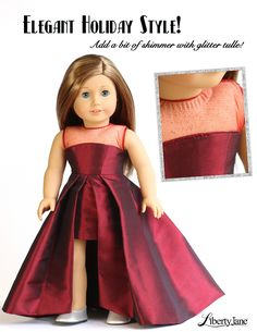 """Liberty Jane Holiday Dress  