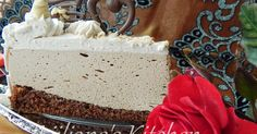 Danas je rođendan mog sina. Odlučila sam se za ovu predivnu parfe tortu, sa okusom čokolade jer je moj sin - pravi čokoljubac i nisam pogrij... Torte Recepti, Kolaci I Torte, Serbian Recipes, Serbian Food, Brze Torte, Traditional Cakes, Vanilla Cake, Nutella, Projects To Try