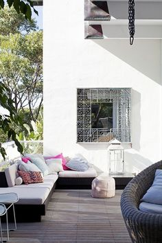 beach house furniture sydney. a view was prerequisite for heidi correa and her family when hunting weekend home at palm beach north of sydney house furniture