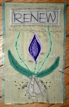 Prayer Flag Swap R5: New Year, New Inspiration: Gallery of Goodies - ORGANIZED CRAFT SWAPS