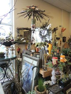 My floral studio is about flowers, art and meeting expectations. eldoradohillsflorist.com