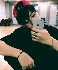 Min Yoongi is a famous rapper. Park Jimin runs a fan account dedicated to said rapper. Maybe Jimin will become more than just a fan. [side ships: Namjin and T. Namjoon, Seokjin, Bts Jimin, Bts Bangtan Boy, Bts Taehyung, Jungkook Glasses, Jimin Hot, Yoongi Bts, Park Ji Min