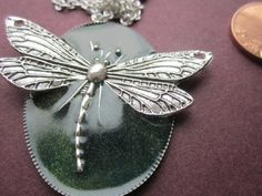 Necklace Dragonfly  £11.00
