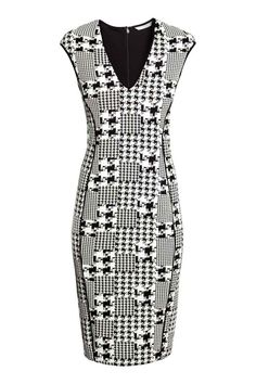 Šaty z žakárového úpletu | H&M