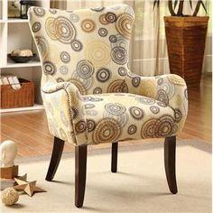 Acme Furniture Gabir Accent Chair