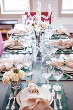 Dinner Party Spotlight: Lele Sadoughi - Fashionable Hostess | Fashionable Hostess