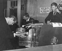 Bill Evans Trio with Larry Bunker and Chuck Israels