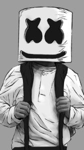 Search result of Marshmello Wallpapers on Page 2 Wallpaper Iphone Cute, Cool Wallpaper, Mobile Wallpaper, Wallpaper Backgrounds, Dope Cartoon Art, Dope Cartoons, Musik Wallpaper, Marshmello Wallpapers, Marshmello Dj