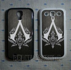 Assassins Creed custom case for iPhone case samsung galaxy case and iPod Touch case