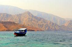 Les fjords de Musandam à Oman