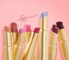 There's rich, there's obscenely rich and then there's Too Faced's La Crème Color Drenched Lip Cream. Oozing with lip-conditioning hydrators, including white lotus flower, it treats while it enhances lips. Available in carefully curated, heiress-worthy shades.