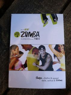 Zumba Fitness Shape Rhythm & Appeal 4 Disc DVD