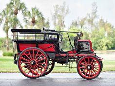 1898 Panhard Levassor Wagonette