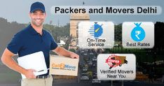 Find Reliable Packers and Movers in Delhi in Just a Few Clicks #delhi #packers #movers #moving #companies #localshifting #housemovers #officemovers