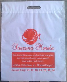 Suszona Morela - reklamówka - http://mk-pak.pl