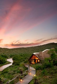 Great Fish River Lodge - Kwandwe Private Game Reserve, South Africa