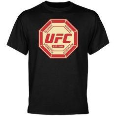 Camiseta UFC Men's Stamped Discipline T-Shirt - Black #Camiseta #UFC