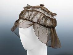 Caroline Reboux, Dinner Hat, ca. 1920, The Metropolitan Museum of Art, New York