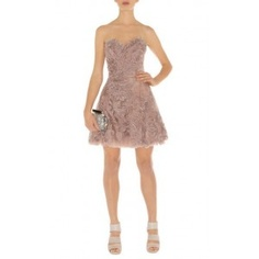 Karen Millen Romantic Embroidery Dress Pale Pink Dn163 Online    Availability: In stock    Regular Price: $251.26    Special Price: $99.64