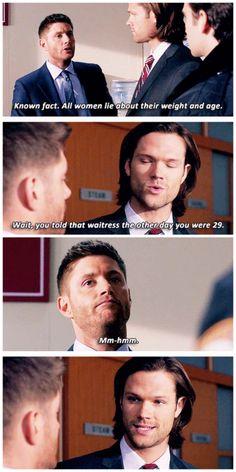 [gifset] 9x13 The Purge #SPN #Dean #Sam