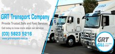 We at GRT keep your shipment fresh on its way to the final destination. Cost effective and expert refrigerated transport services at your own ease and comfort.