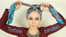 Turban binden by Hatice Schmidt