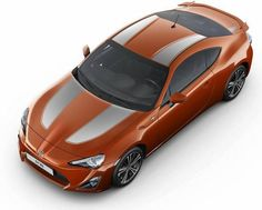Toyota has introduced a new range of accessories for the 86 in Germany, allowing owners to add a touch of individuality to the no-frills sports coupe.