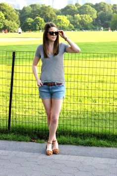 """GAP belt featured in the blog """"with a Ch."""""""
