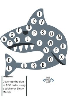 Free Shark worksheets for kids: I-Spy, Number Recognition, Letter Recognition, Less Than or Greater Than Shark Math! #homeschool #totschool #preschool #sharkweek #freekidactivities #freekidprintables #freepreschoolworksheets #summerworksheets #summerlearning #freekidworksheets Summer Worksheets, Worksheets For Kids, Easy Crafts For Kids, Toddler Crafts, Learning Activities, Activities For Kids, Pre-k Resources, Number Recognition, Free Preschool
