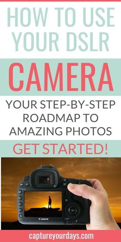 Are you a photography beginner? Read this photography lesson right now. Did you just get your DSLR and want to know what to do next? Want to understand your DSLR settings? These digital photography tips will get to started on the path to amazing photogra Dslr Photography Tips, Photography Challenge, Photography Tips For Beginners, Photography Lessons, Digital Photography, Amazing Photography, Photography Tutorials, Creative Photography, Photography Lighting