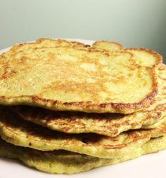 pandekager med Edamamebønner