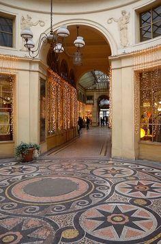Vivienne Gallery, Paris, 2 arr.
