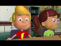 WonderGrove Play: Video Gallery - Pay Attention When the Teacher is Teaching - Pre-K | Kindergarten | First Grade | Second Grade | Learning and Instructional Animations