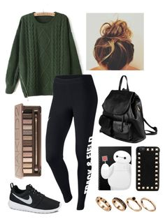 """Back to School: Tuseday"" by mrsalythiamalik on Polyvore"