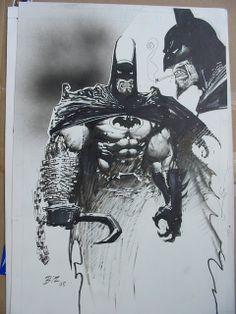 Simon Bisley Lobo   Biz Batman Lobo