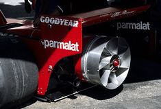Brabham - Alfa Romeo 1978 - the fan car wins in Sweden