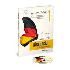 """Kurs nauki niemieckiego z nagraniami mp3, gramatyka1, poziom podstawowy, seria """"w tłumaczeniach"""""""