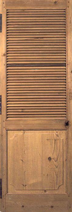 Porte Coulissante Persienne Portes Pinterest - Roulette Porte De Placard Coulissante