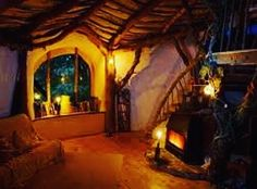 Day 17: Dream writing spaces. I'd love to write here! It looks so cosy and the perfect place for inspiration to strike! #MayIGAuthors #authorsofinstagram #fantasy #fairyhouse #writerslife #writersofinstagram #writersofig #specfic (Photo found at fantasy author @lm_sherwin's website). by madelinedyeruk