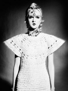 fashion crochet top