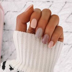Maybe you have discovered your nails lack of some popular nail art? Yes, lately, many girls personalize their nails with lovely … Stylish Nails, Trendy Nails, Cute Nails, My Nails, Casual Nails, Zebra Nails, Purple Nails, Nagellack Design, Nagellack Trends