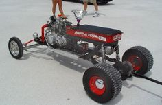 Hot Rod Radio Flyer Wagon | wagon rod this might have strayed from the traditional wagon