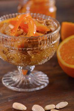 Χαλβάς με πορτοκάλι, σταφίδες και αμύγδαλα Yams, Recipes, Recipies, Ripped Recipes, Cooking Recipes, Medical Prescription, Recipe