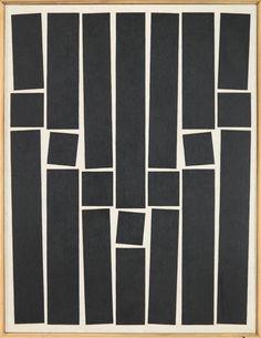 Hélio Oiticica | Pintura 9 (1959)