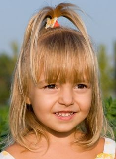 15 Easy Hairstyles For Kids