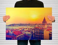 """Check out new work on my @Behance portfolio: """"Galata Kulesi"""" http://be.net/gallery/31815437/Galata-Kulesi"""