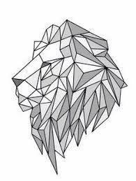 Resultado De Imagen Para Imagenes De Geometric Wolf Arte Geometrico Dibujo Geometrico Disenos Geometricos