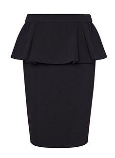 Peplum work skirt! H